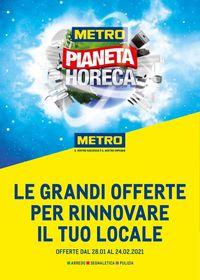 Metro - PIANETA HORECA 2021