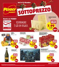 Penny Market - Natale 2020