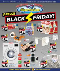Risparmio Casa - Black Friday 2020