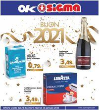 Sigma OK -  Capodanno 2021