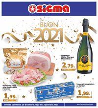 Sigma -  Capodanno 2021
