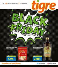 Tigre - Black Friday 2020