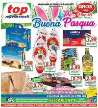 Top Supermercati - Pasqua 2021!