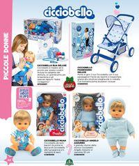 Il volantino natalizio di Toys Center
