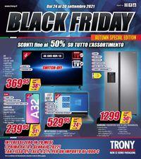 Trony - BLACK FRIDAY Autumn Edition