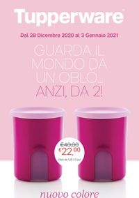 Tupperware -  Capodanno  2021