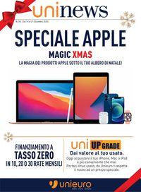 Unieuro - Apple Magix Xmas 2020