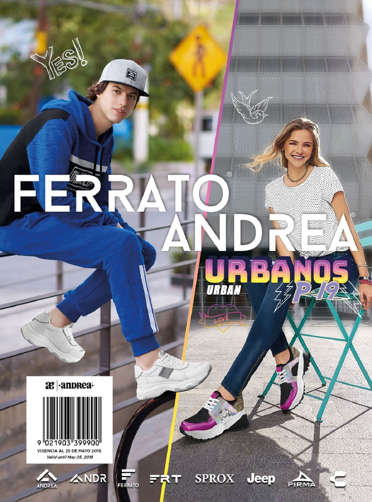 Andrea Folleto - 01.04-25.05.2019