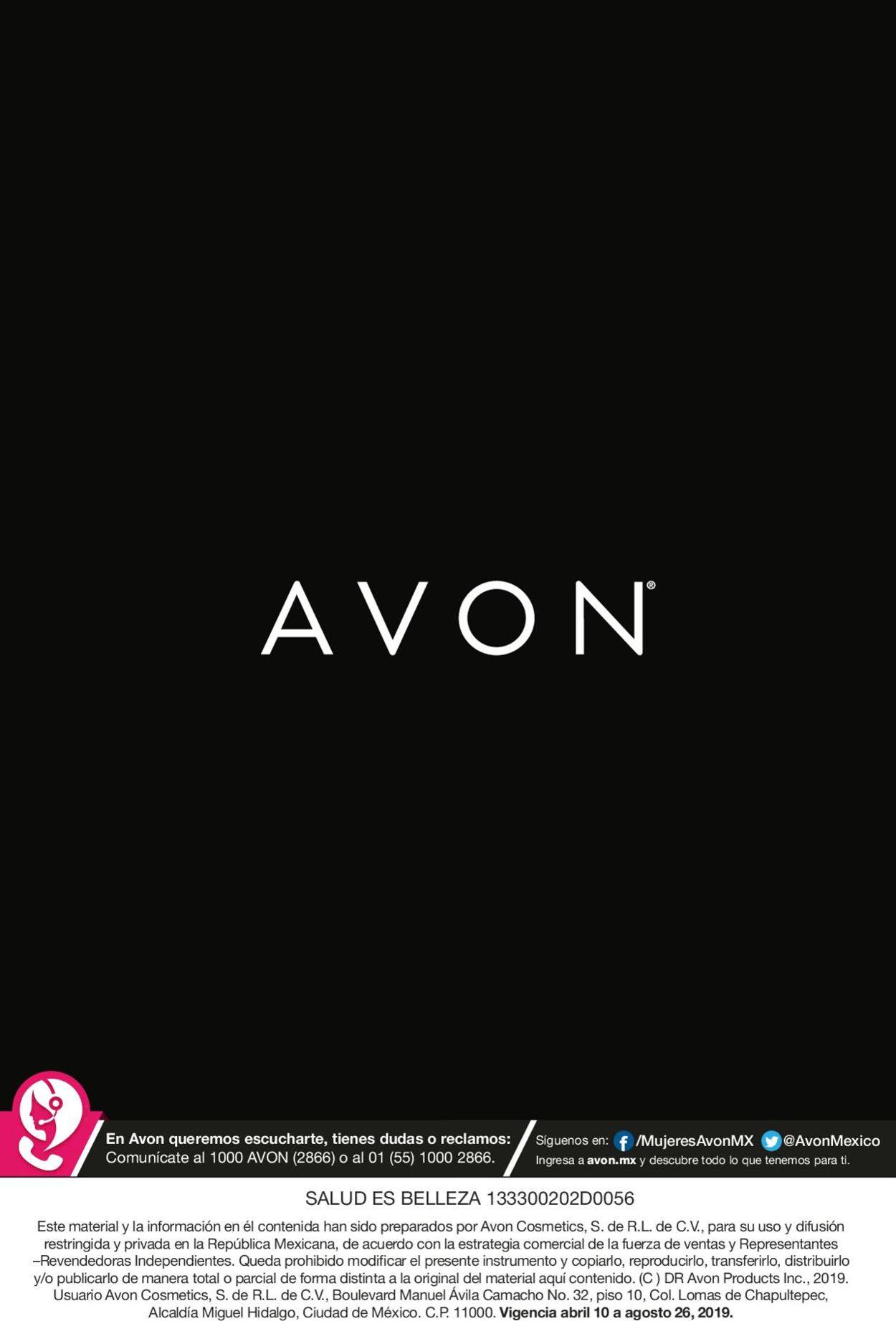 Avon Folleto - 10.04-26.08.2019 (Página 30)