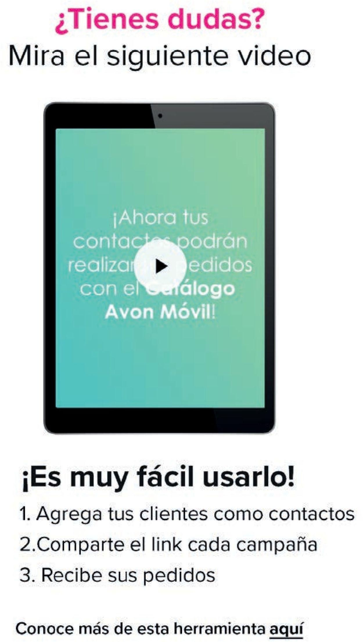 Avon Folleto - 05.06-06.10.2019 (Página 3)