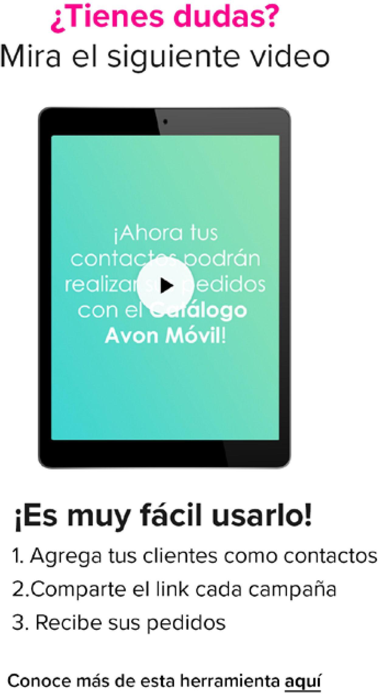 Avon Folleto - 18.10-23.11.2019 (Página 3)