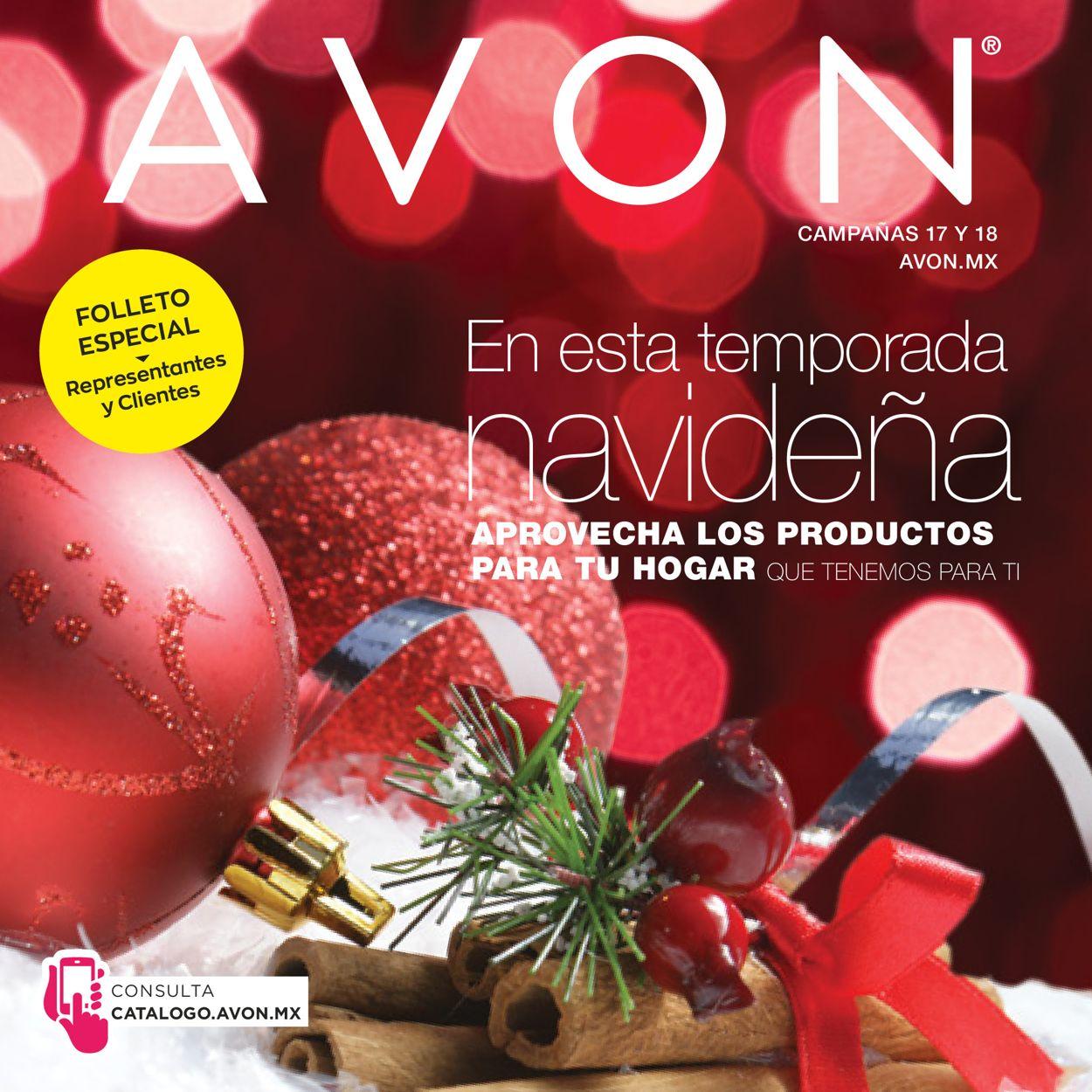 Avon Folleto - 02.10-04.11.2019