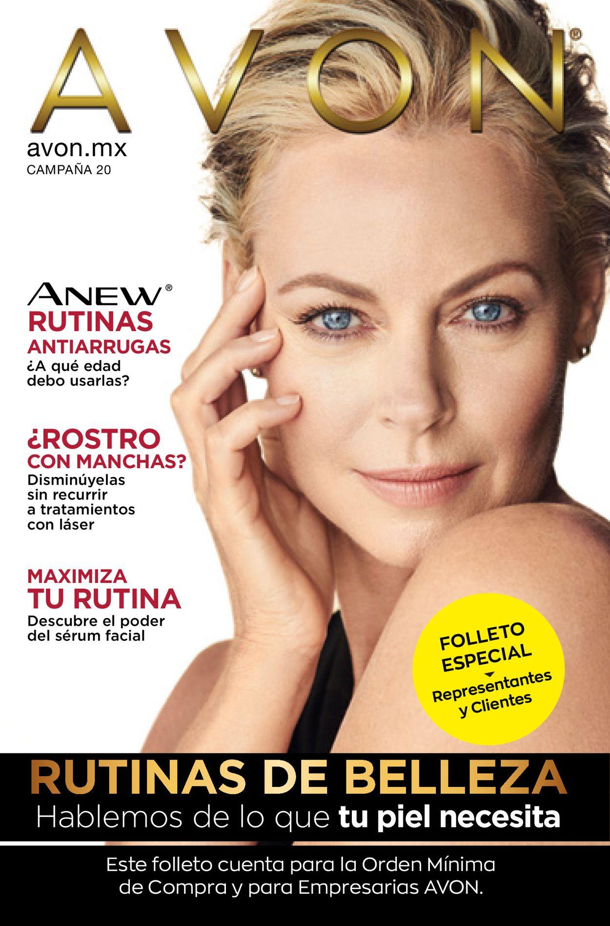 Avon Folleto - 06.11-07.12.2019