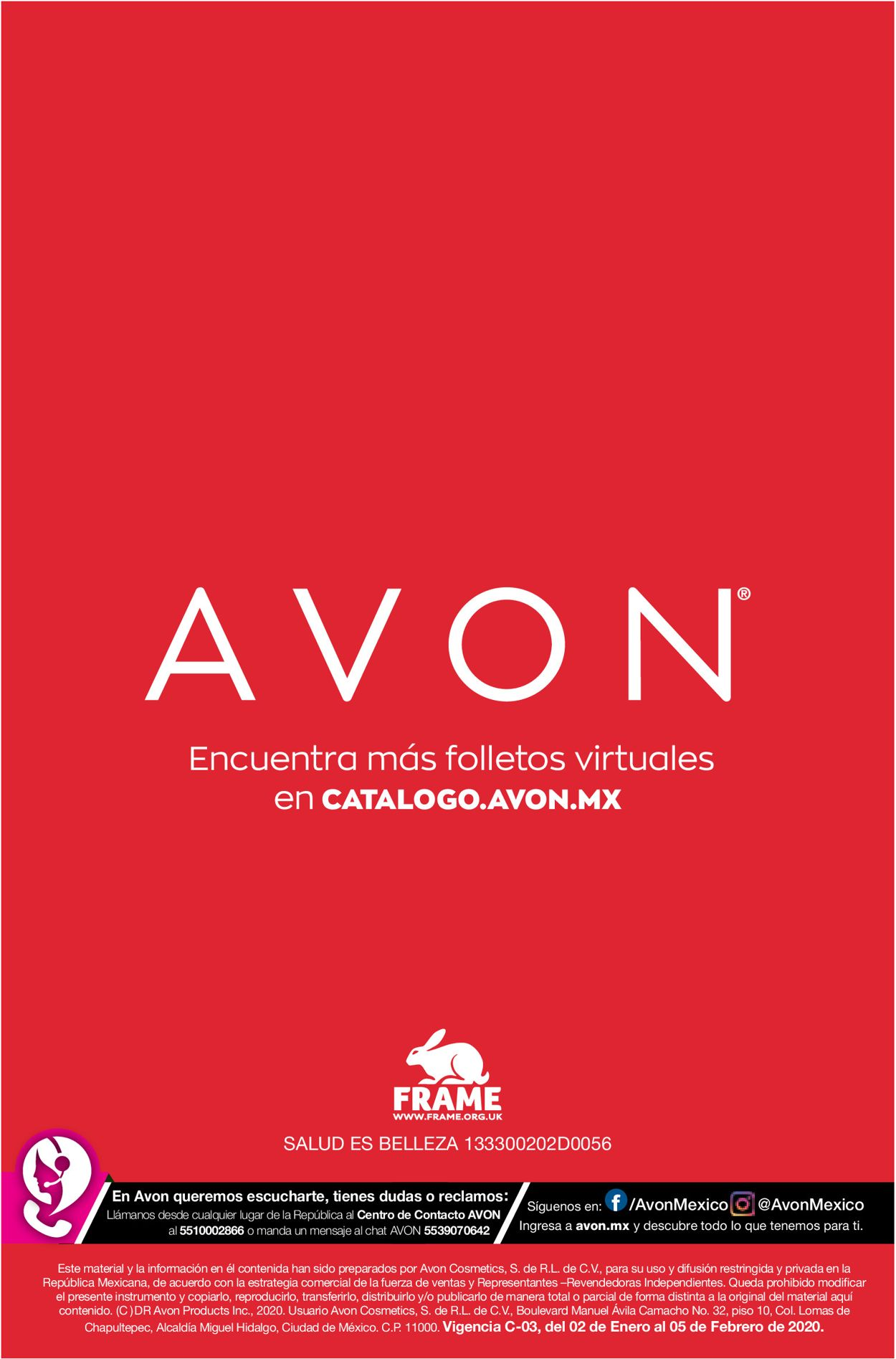 Avon Folleto - 02.01-05.02.2020 (Página 214)