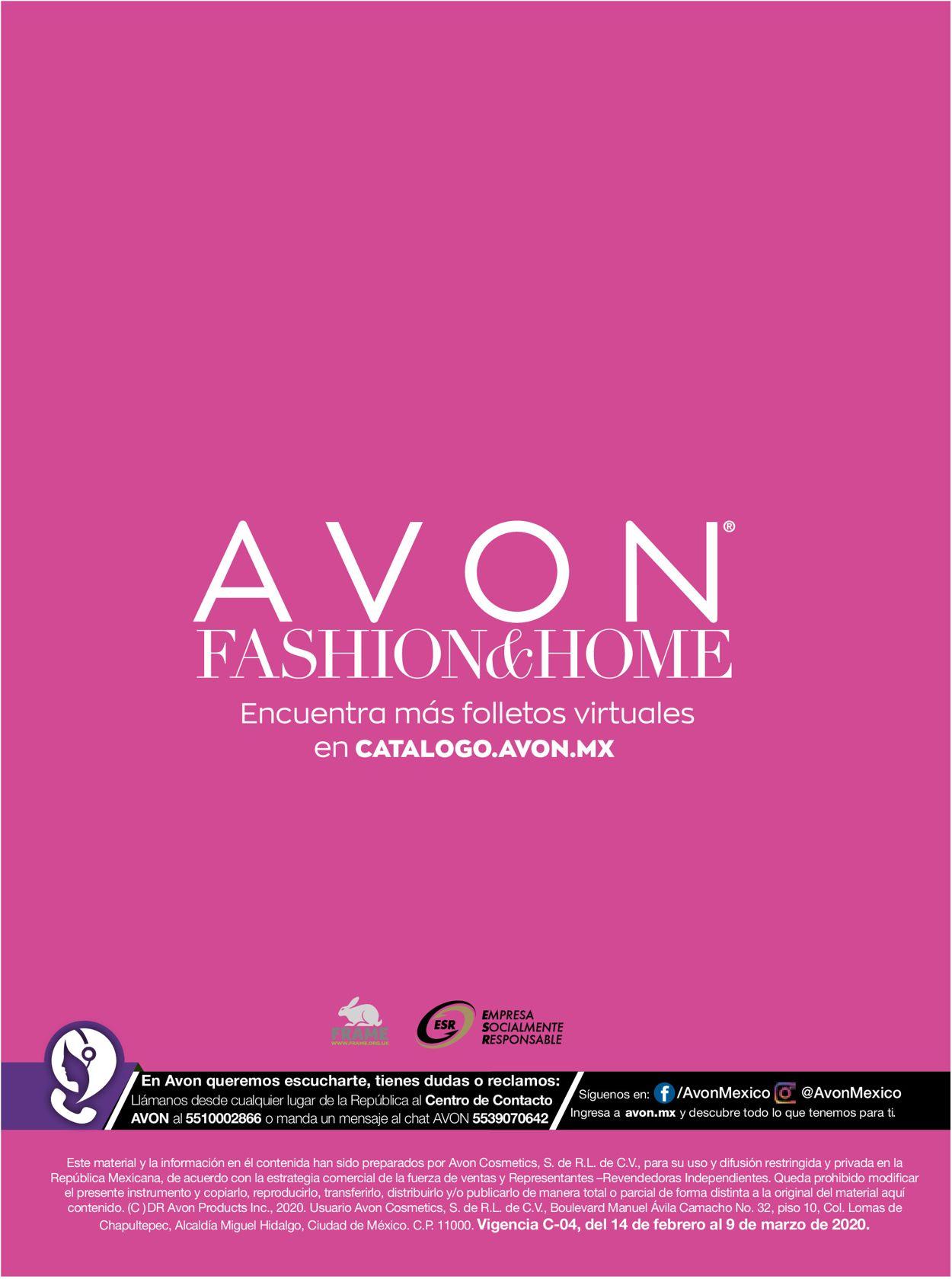 Avon Folleto - 14.02-09.03.2020 (Página 210)