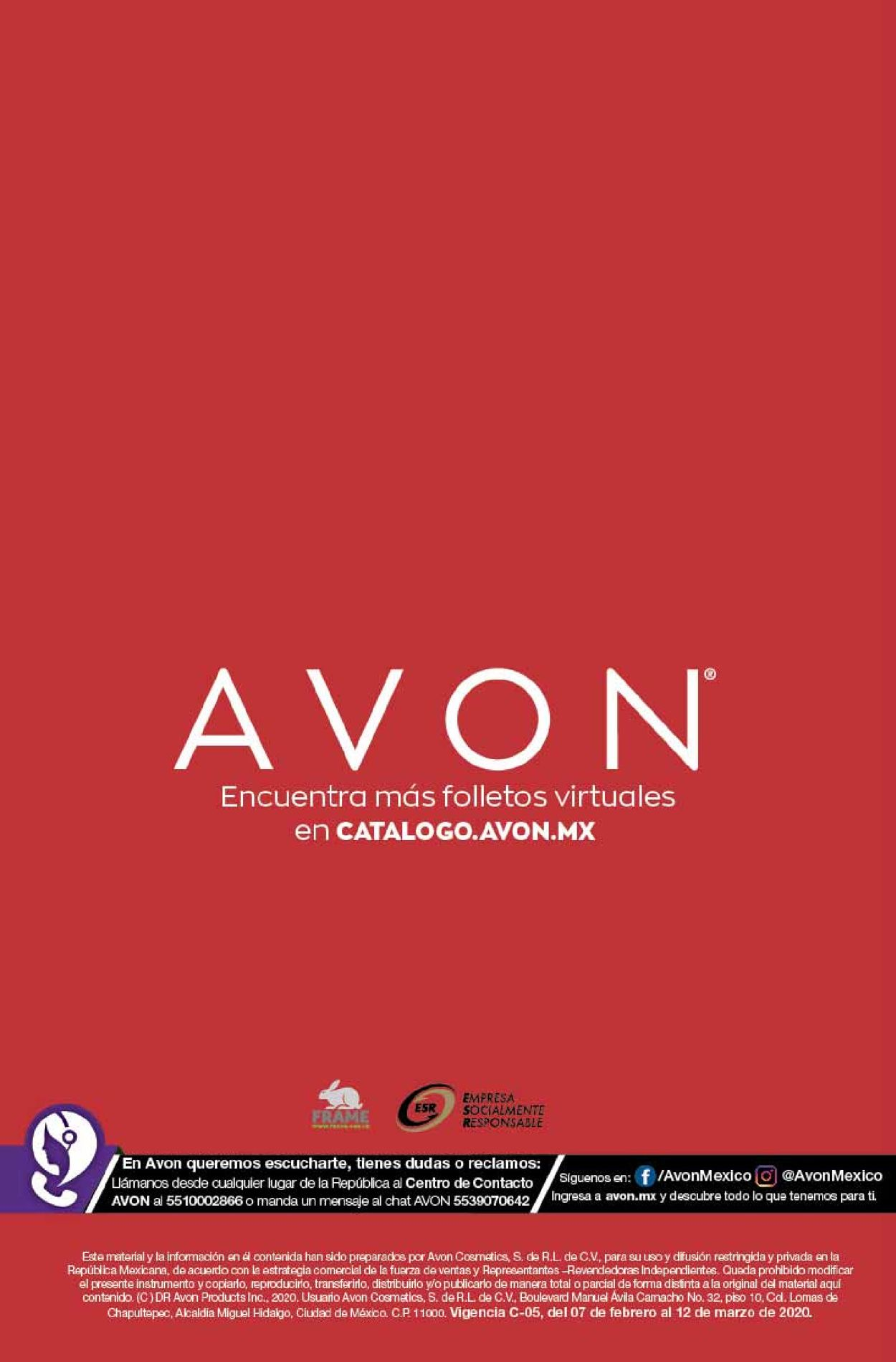 Avon Folleto - 07.02-12.03.2020 (Página 220)