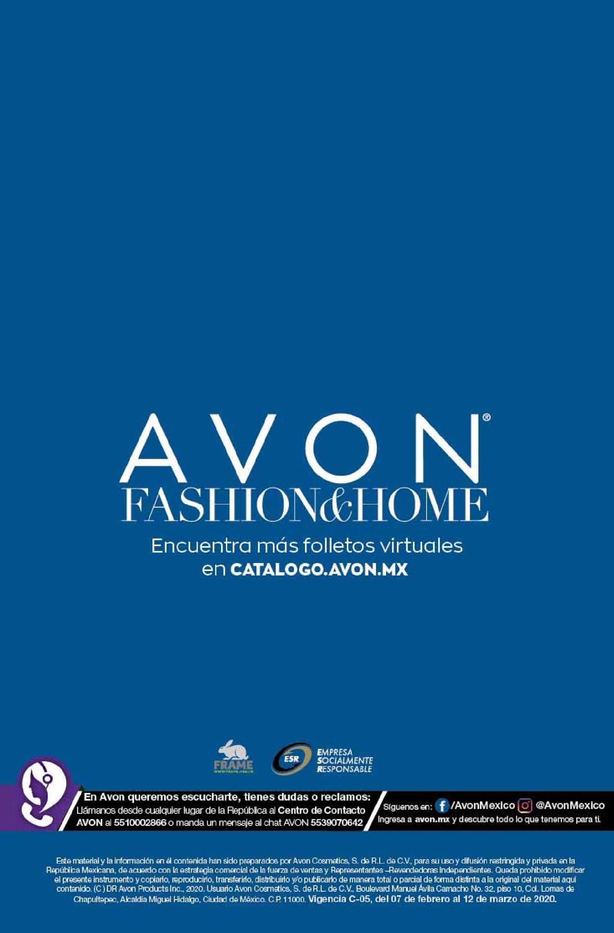 Avon Folleto - 07.02-12.03.2020 (Página 212)