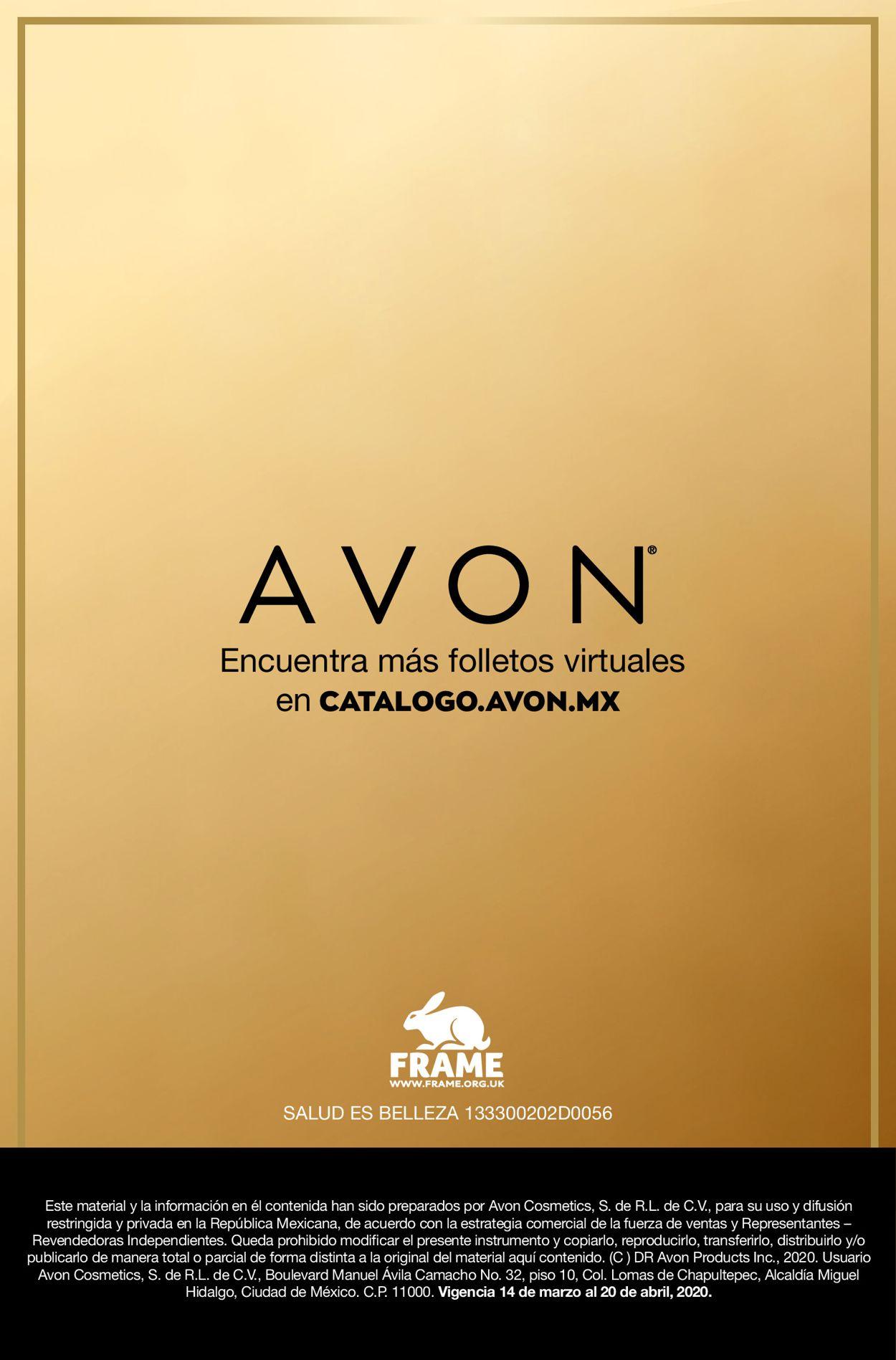 Avon Folleto - 14.03-20.04.2020 (Página 30)