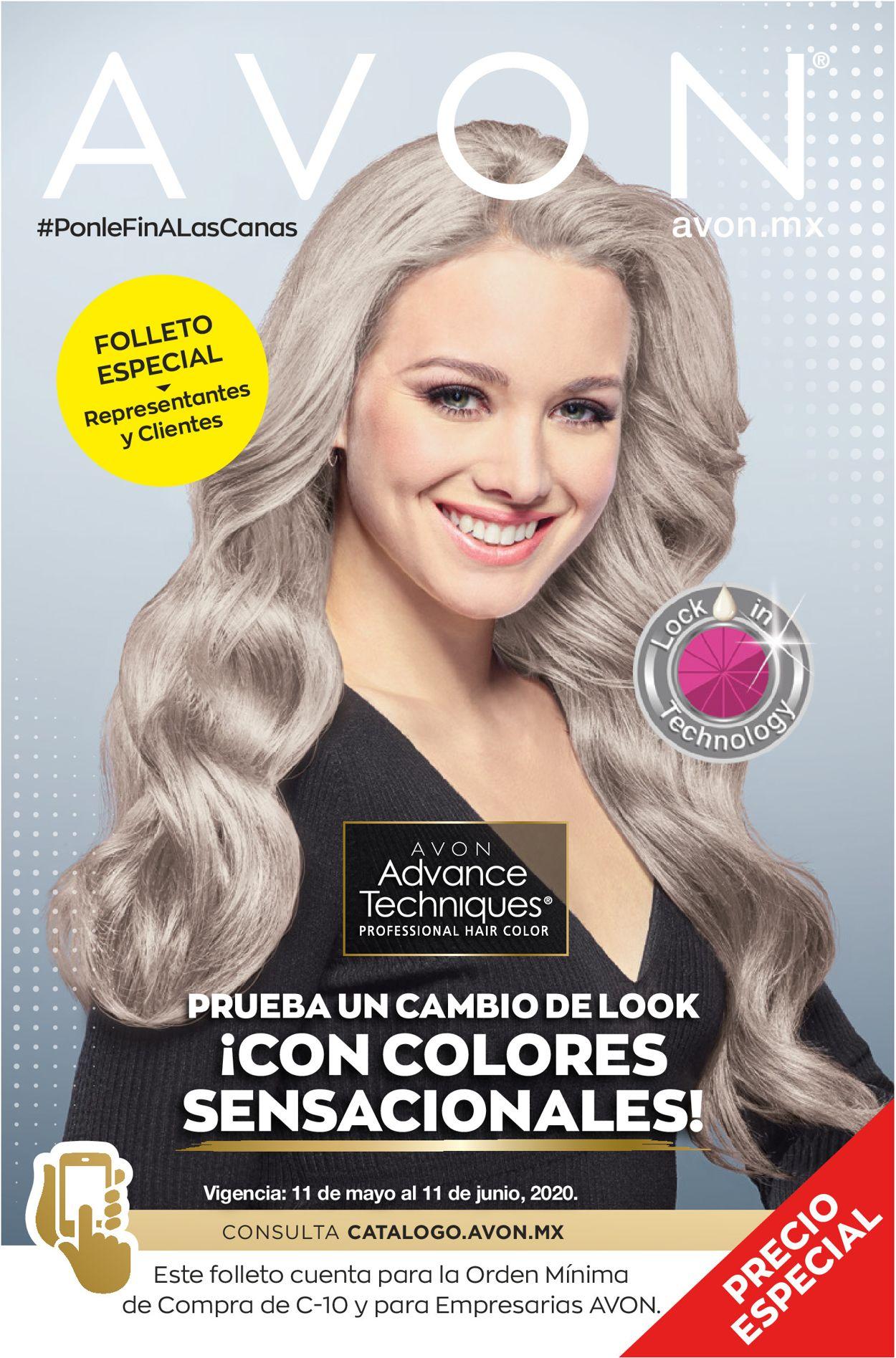 Avon Folleto - 11.05-11.06.2020