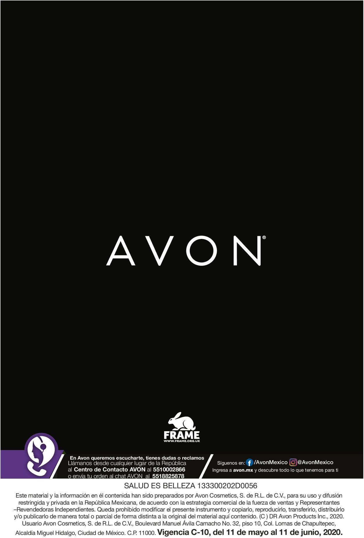 Avon Folleto - 11.05-11.06.2020 (Página 35)