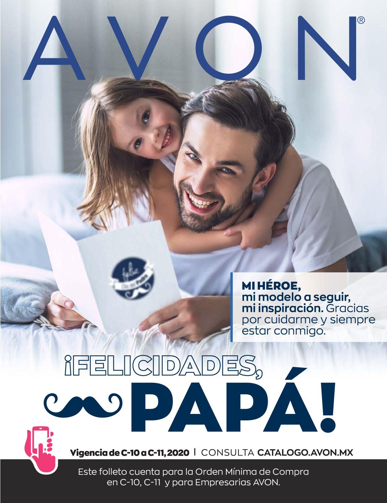 Avon Folleto - 11.05-27.06.2020