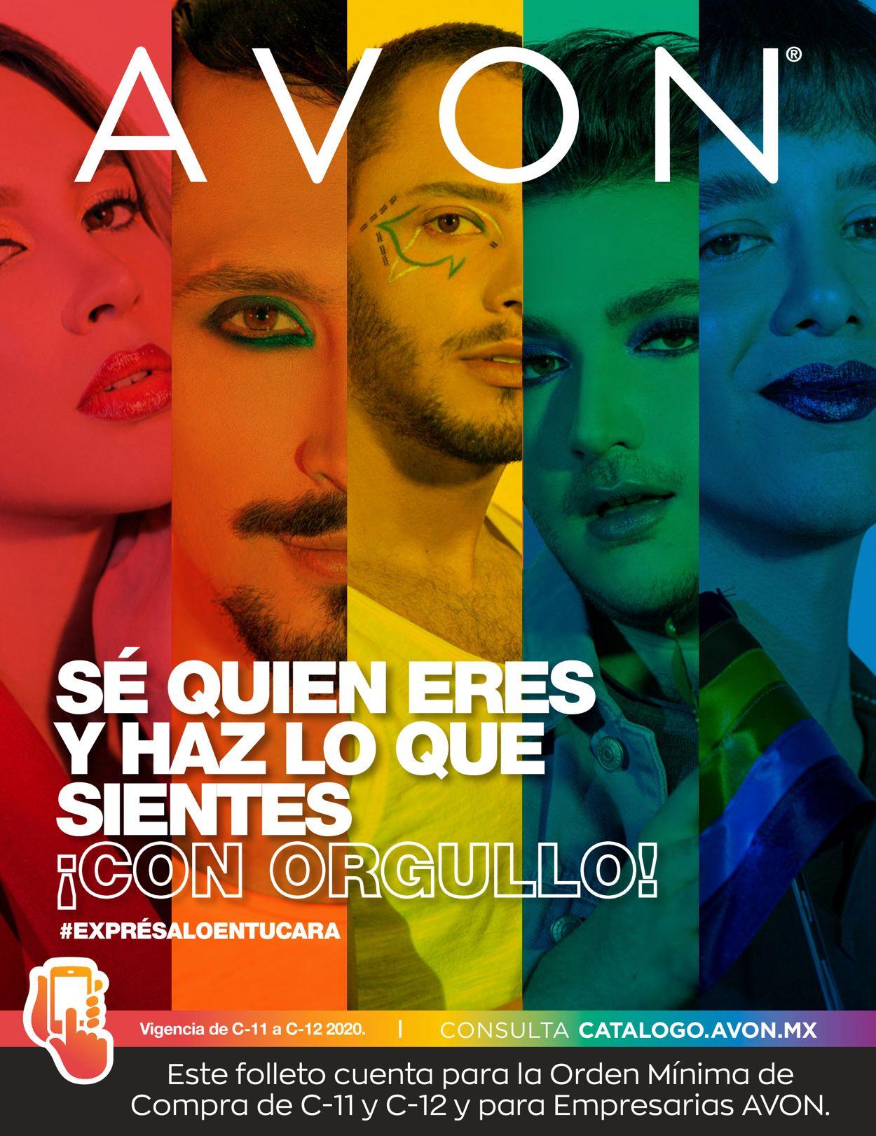 Avon Folleto - 26.06-26.07.2020