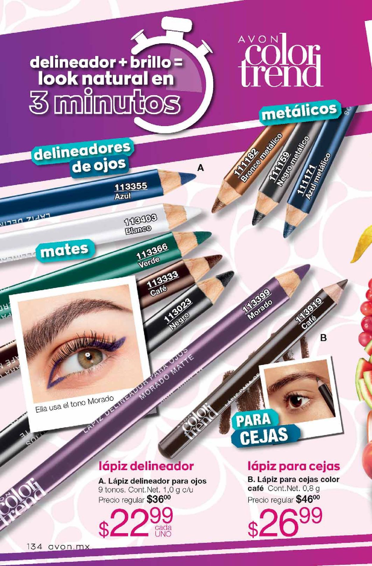 Avon Folleto - 13.06-14.07.2020 (Página 134)