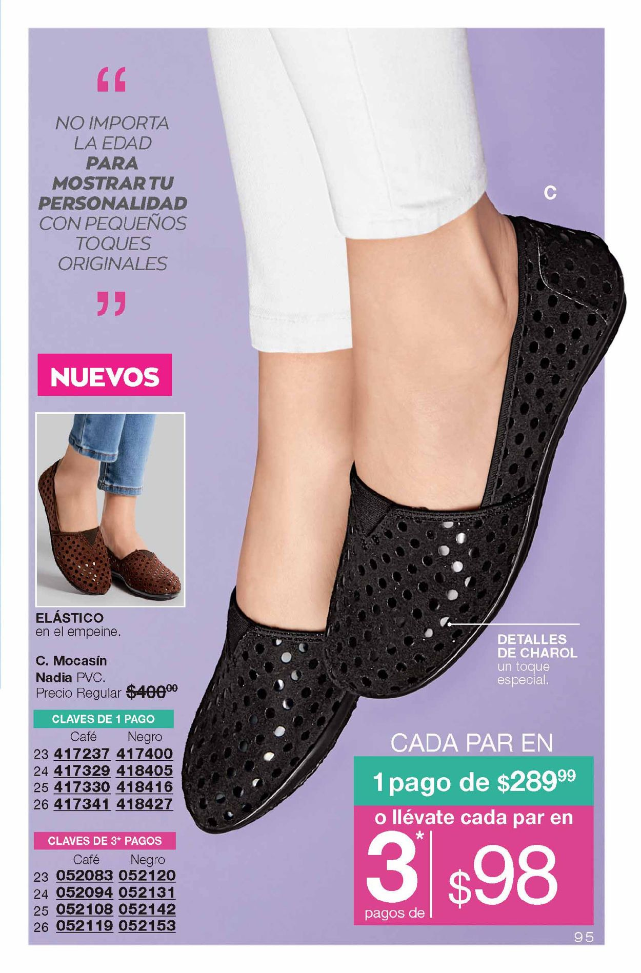 Avon Folleto - 30.06-31.07.2020 (Página 95)