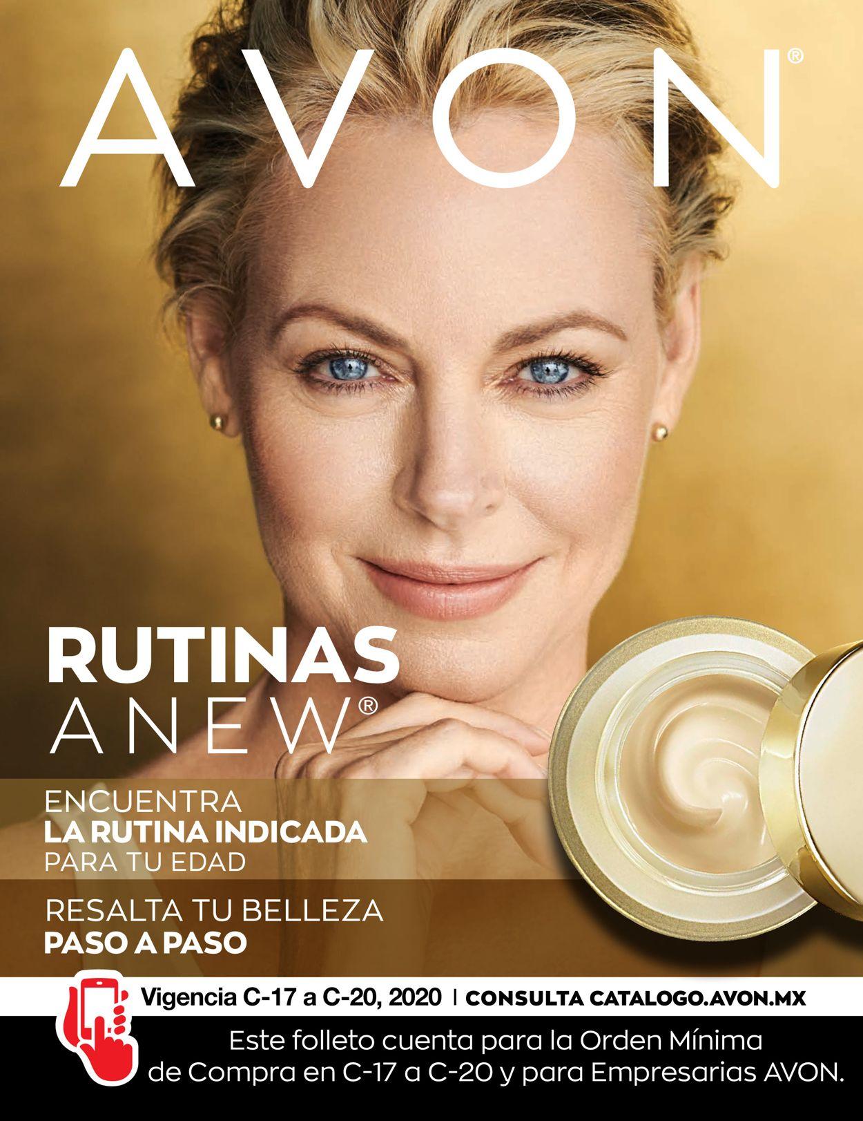 Avon Folleto - 18.09-09.12.2020