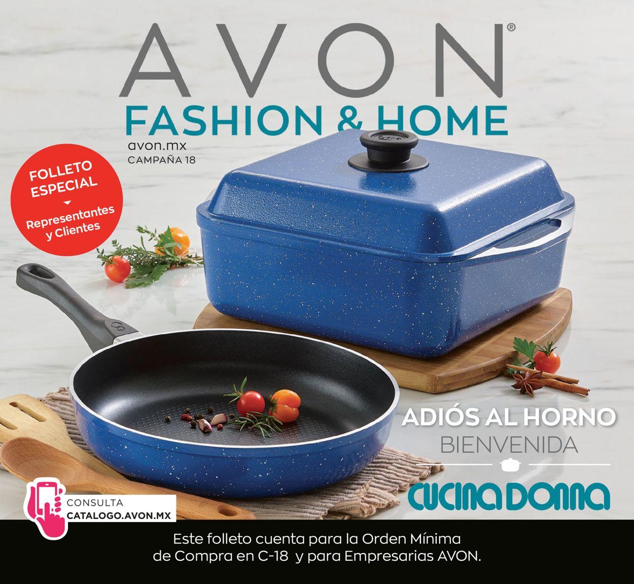Avon Folleto - 21.10-04.12.2020