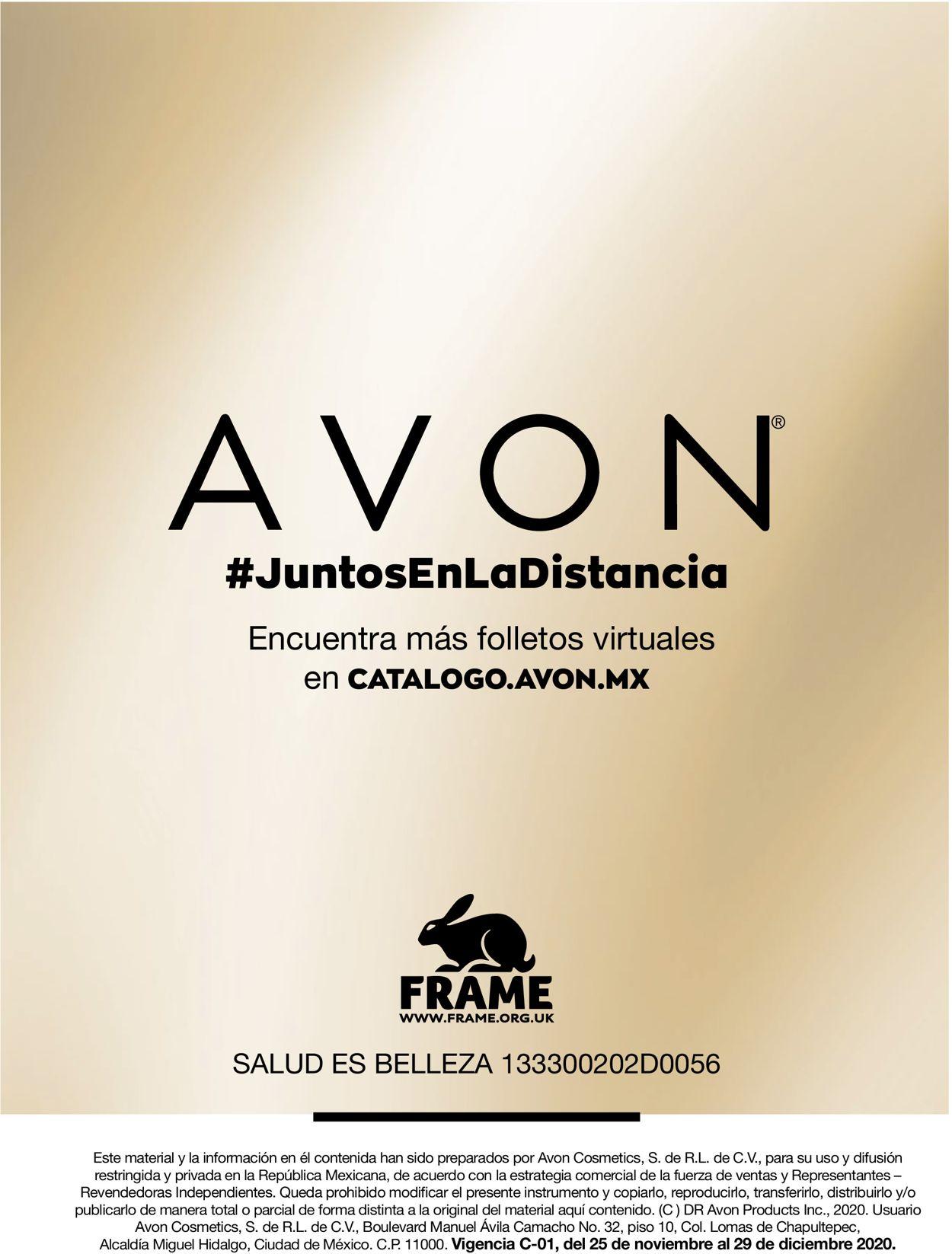 Avon Black Friday 2020 Folleto - 25.11-29.12.2020 (Página 19)