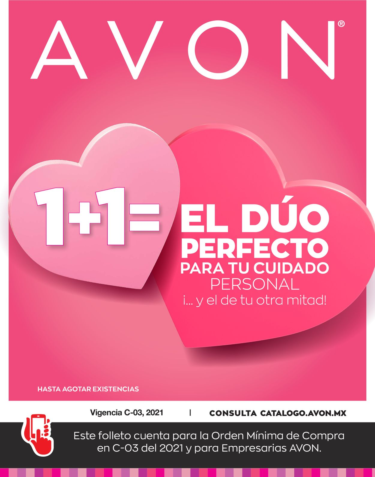 Avon Folleto - 13.01-28.02.2021