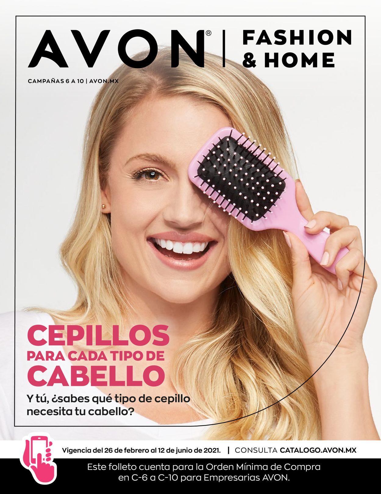 Avon Folleto - 26.02-12.06.2021