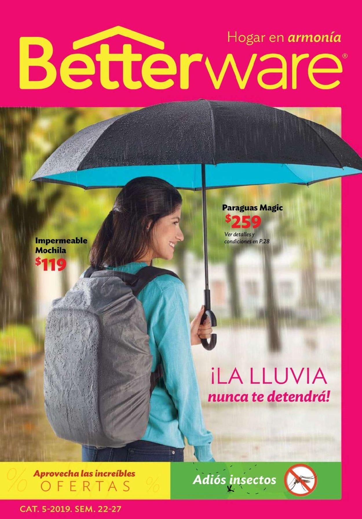 BetterWare Folleto - 27.05-05.07.2019