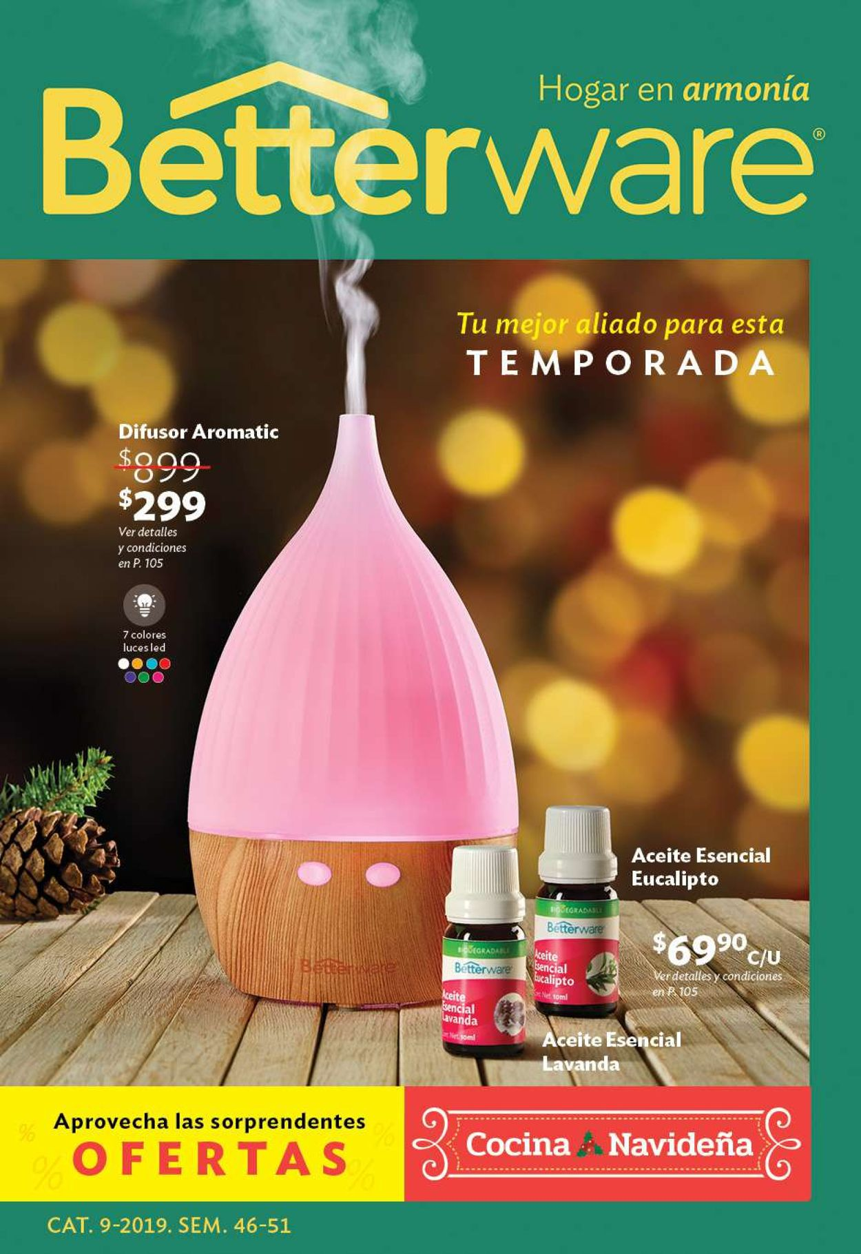 BetterWare Folleto - 11.11-20.12.2019