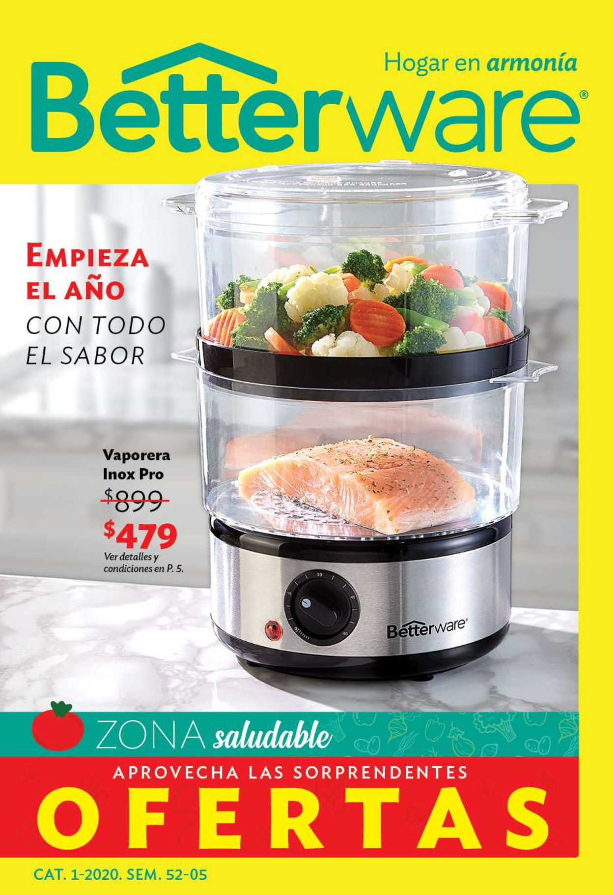 BetterWare Folleto - 23.12-31.01.2020