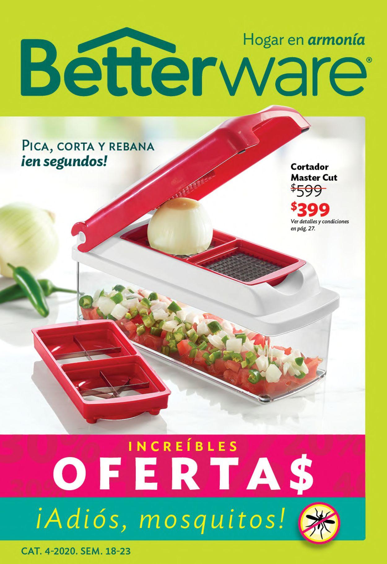 BetterWare Folleto - 20.04-22.05.2020