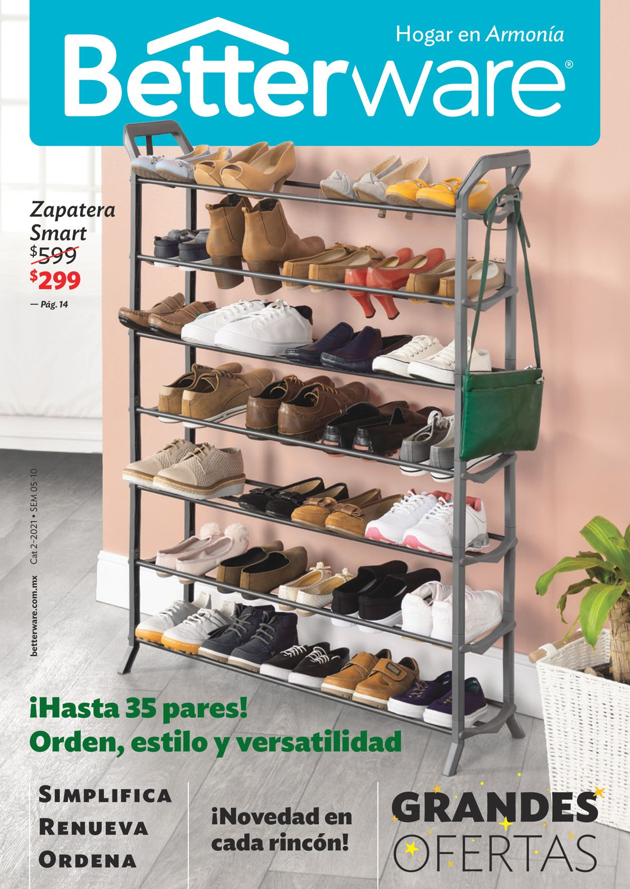 BetterWare Folleto - 29.01-13.03.2021