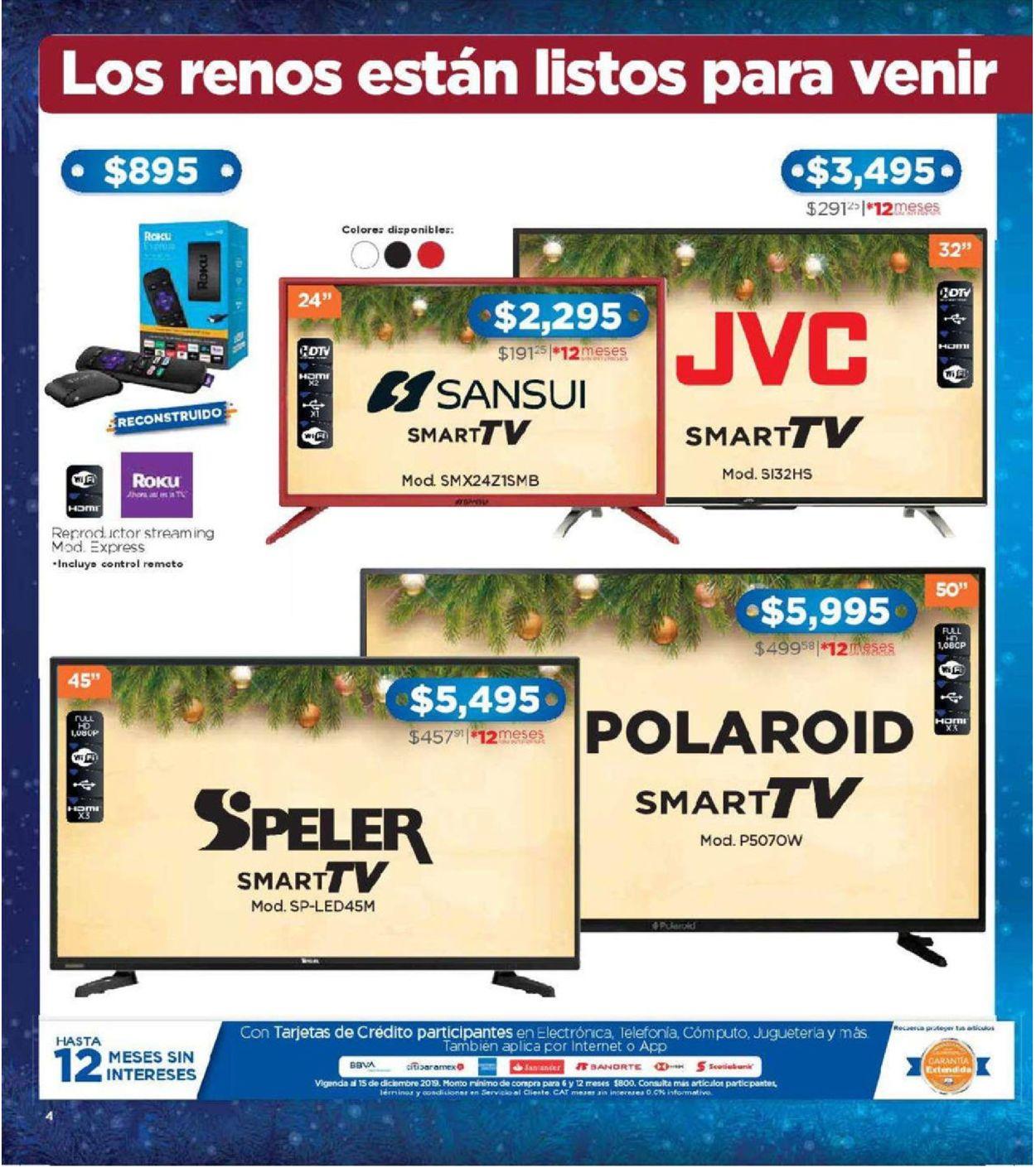Chedraui Folleto - 02.12-15.12.2019 (Página 4)