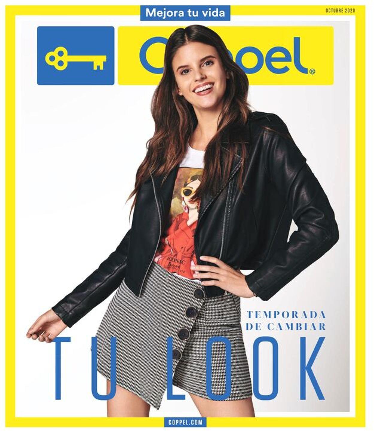 Coppel Folleto - 03.10-30.10.2020