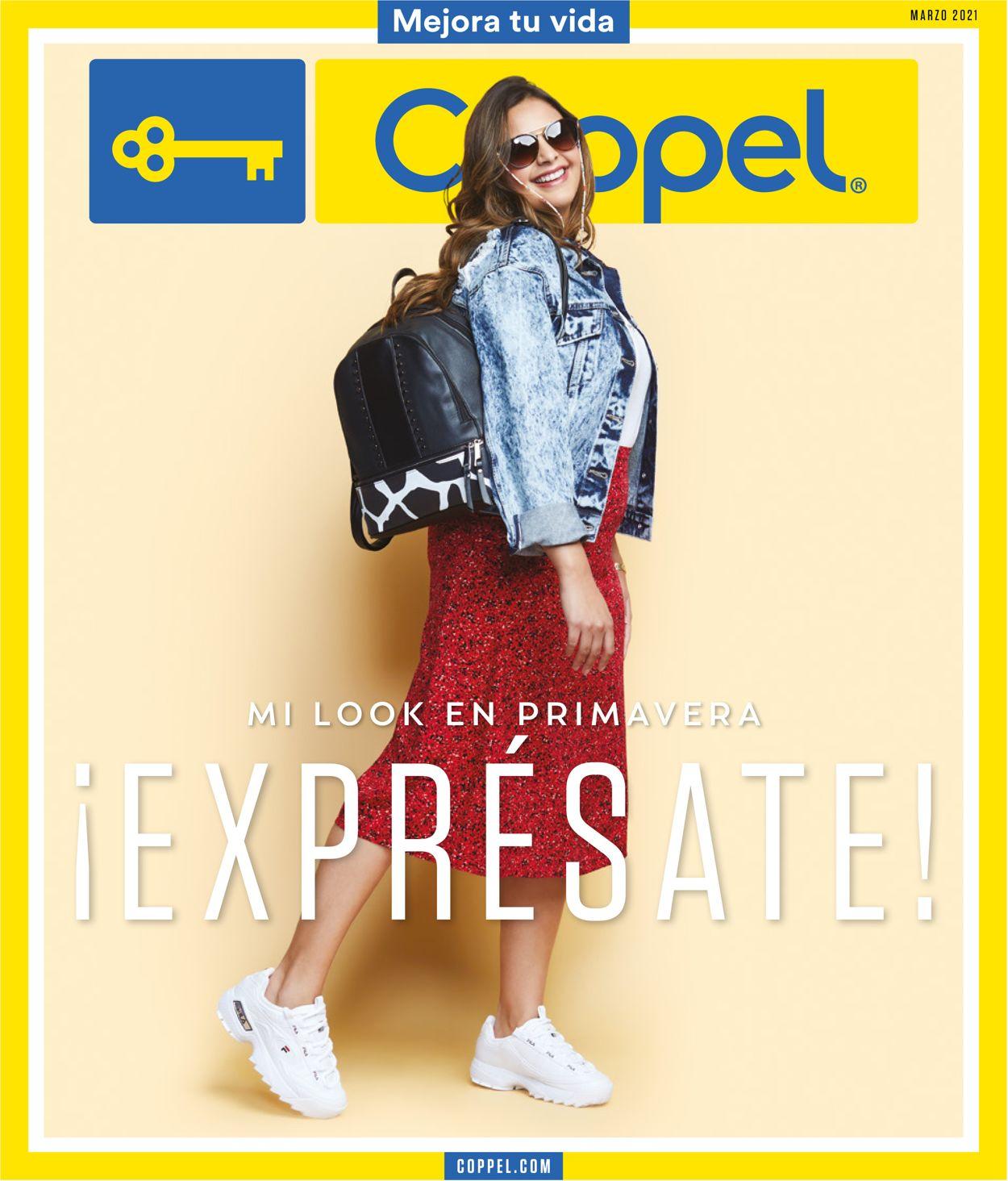 Coppel Folleto - 11.03-06.04.2021