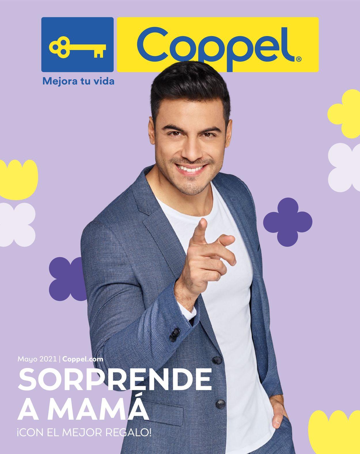 Coppel Folleto - 01.05-31.05.2021