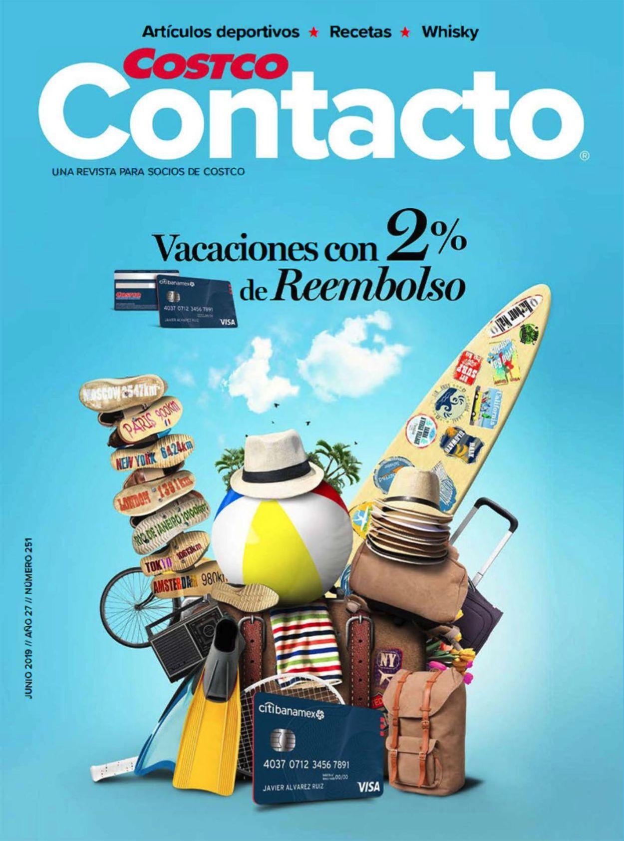 Costco Folleto - 01.06-30.06.2019