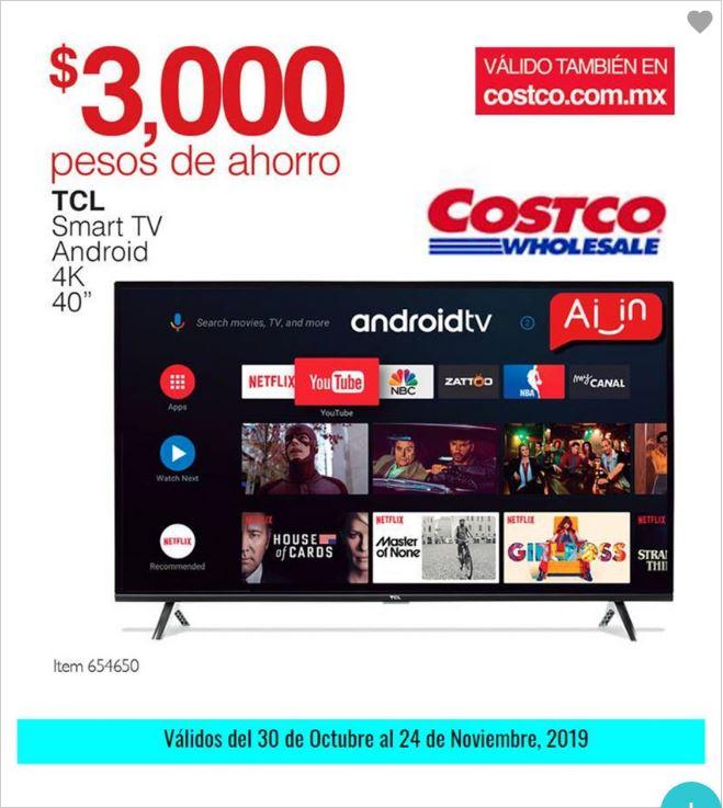 Costco Folleto - 30.10-24.11.2019