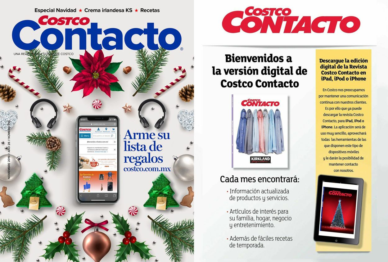 Costco Folleto - 01.11-30.11.2019