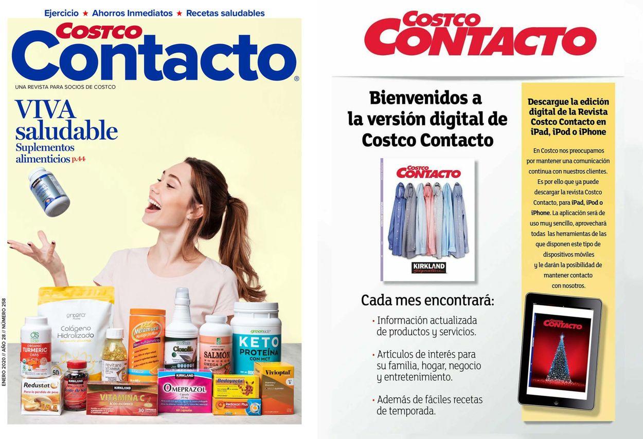 Costco Folleto - 01.01-31.01.2020