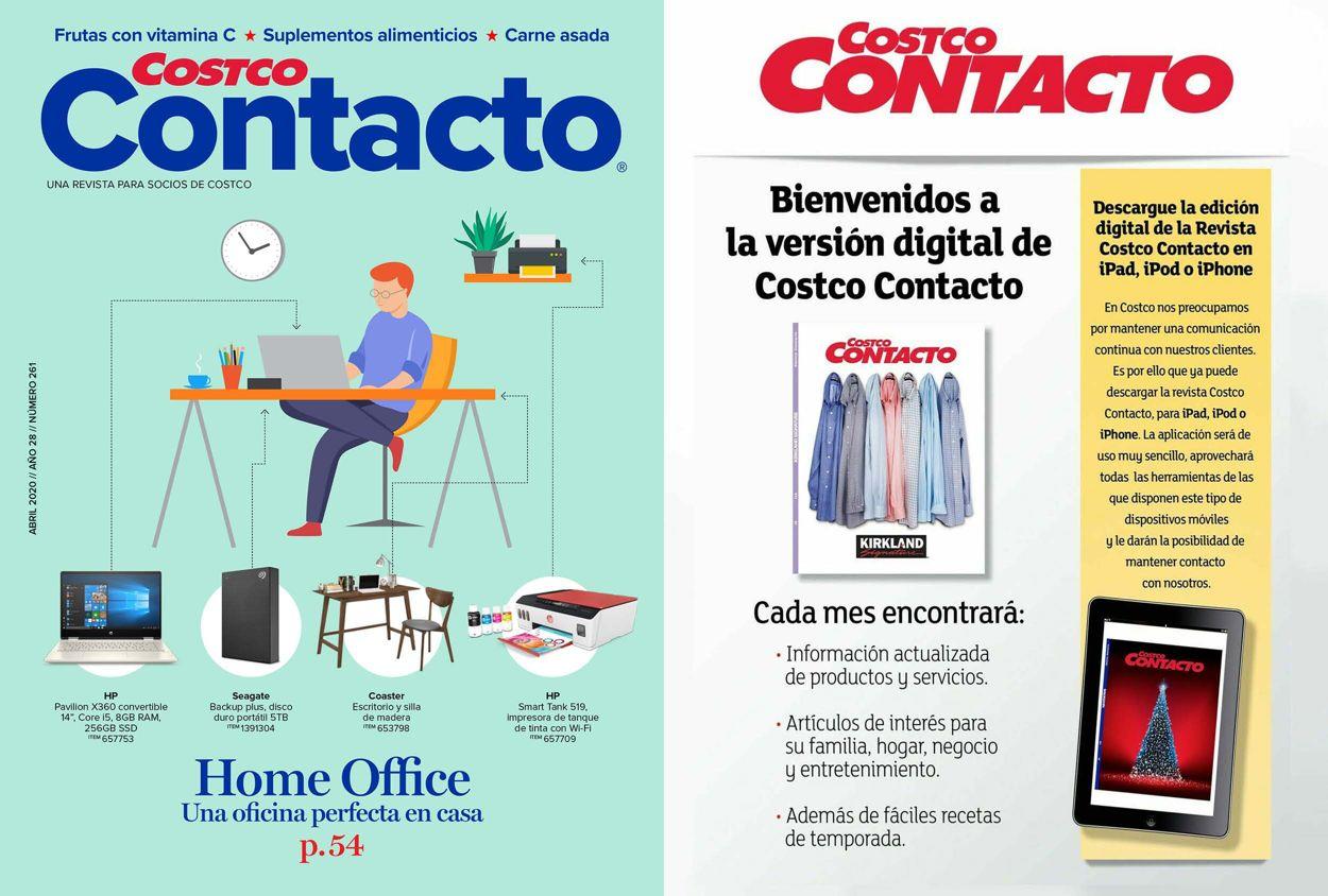 Costco Folleto - 09.04-30.04.2020