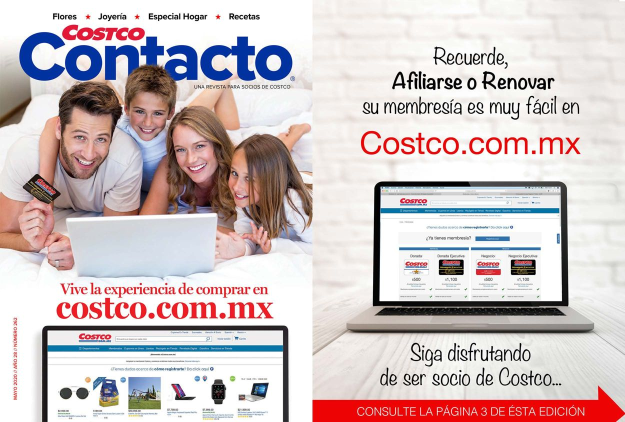 Costco Folleto - 01.05-31.05.2020
