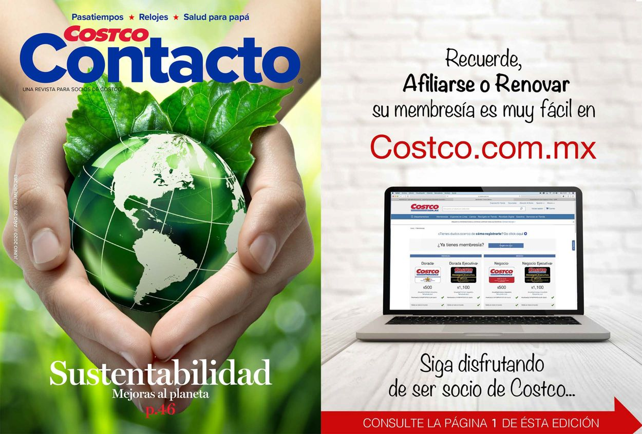 Costco Folleto - 01.06-30.06.2020