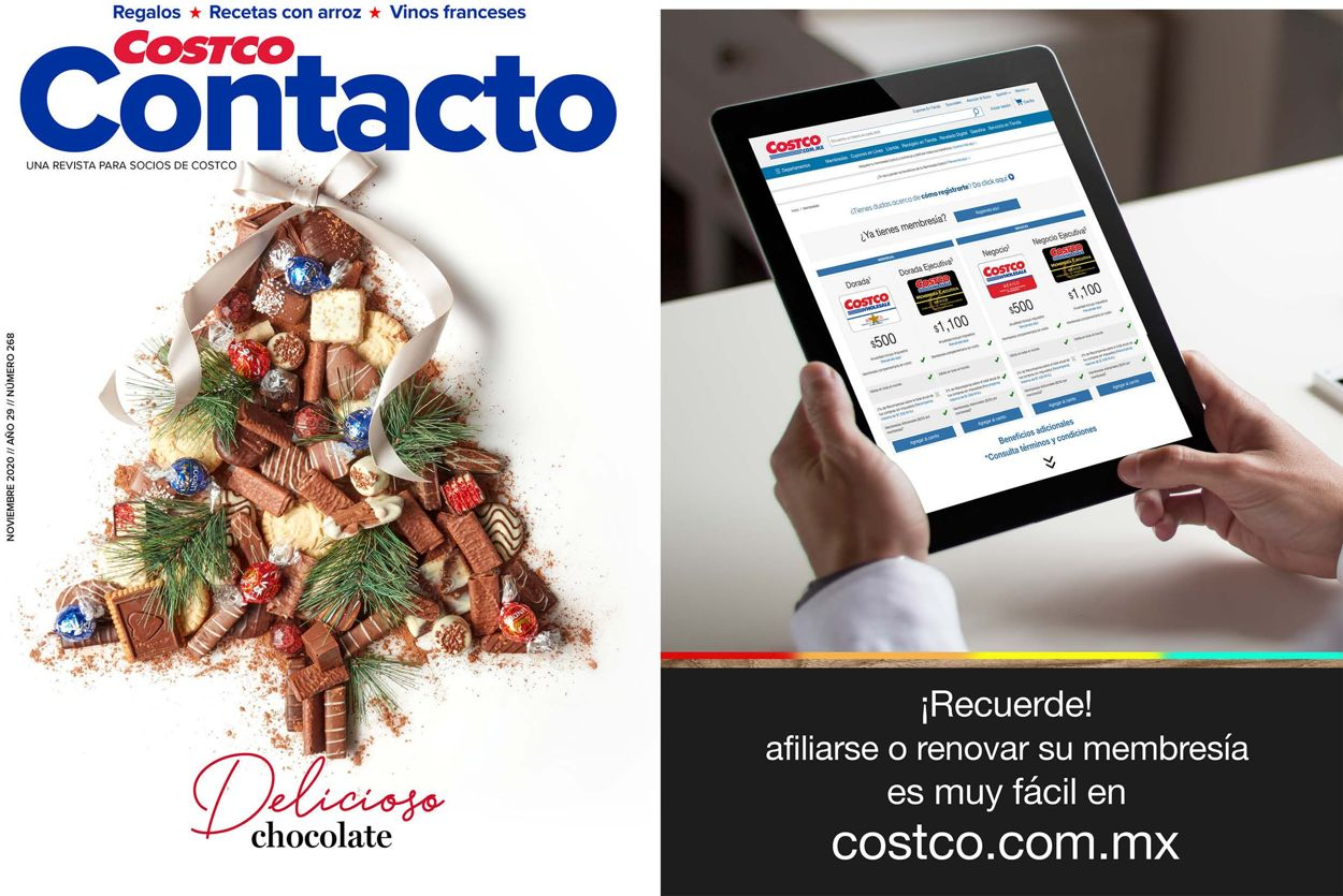 Costco Folleto - 01.11-30.11.2020